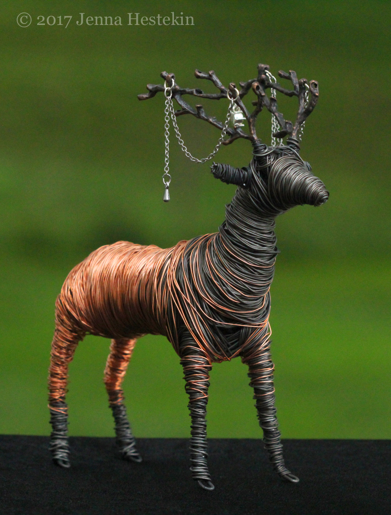 North American Elk ~ Sold