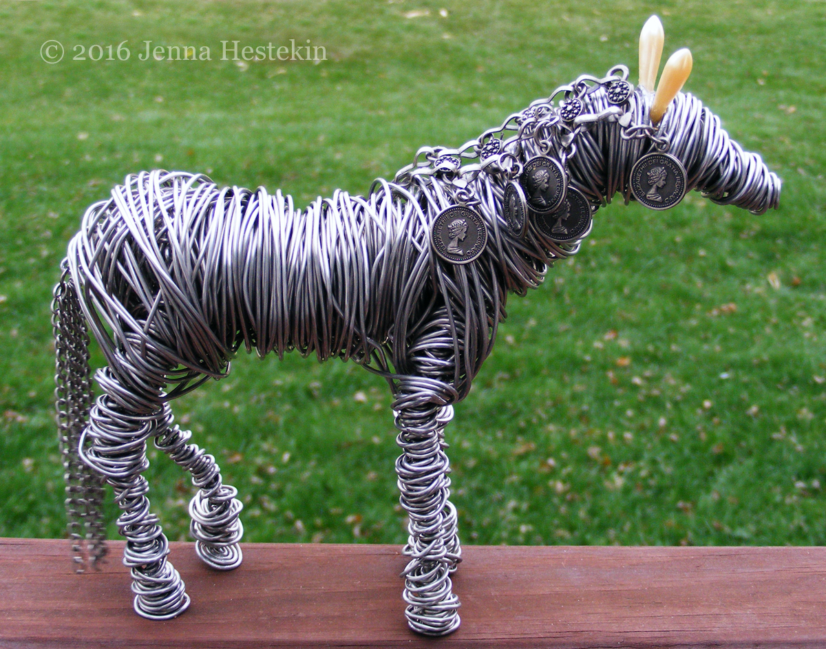 Show Horse ~ Sold