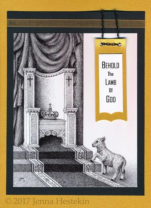Christmas Cards ~ Throne of God
