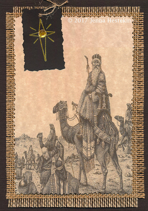 Christmas Cards ~ The Wise Men
