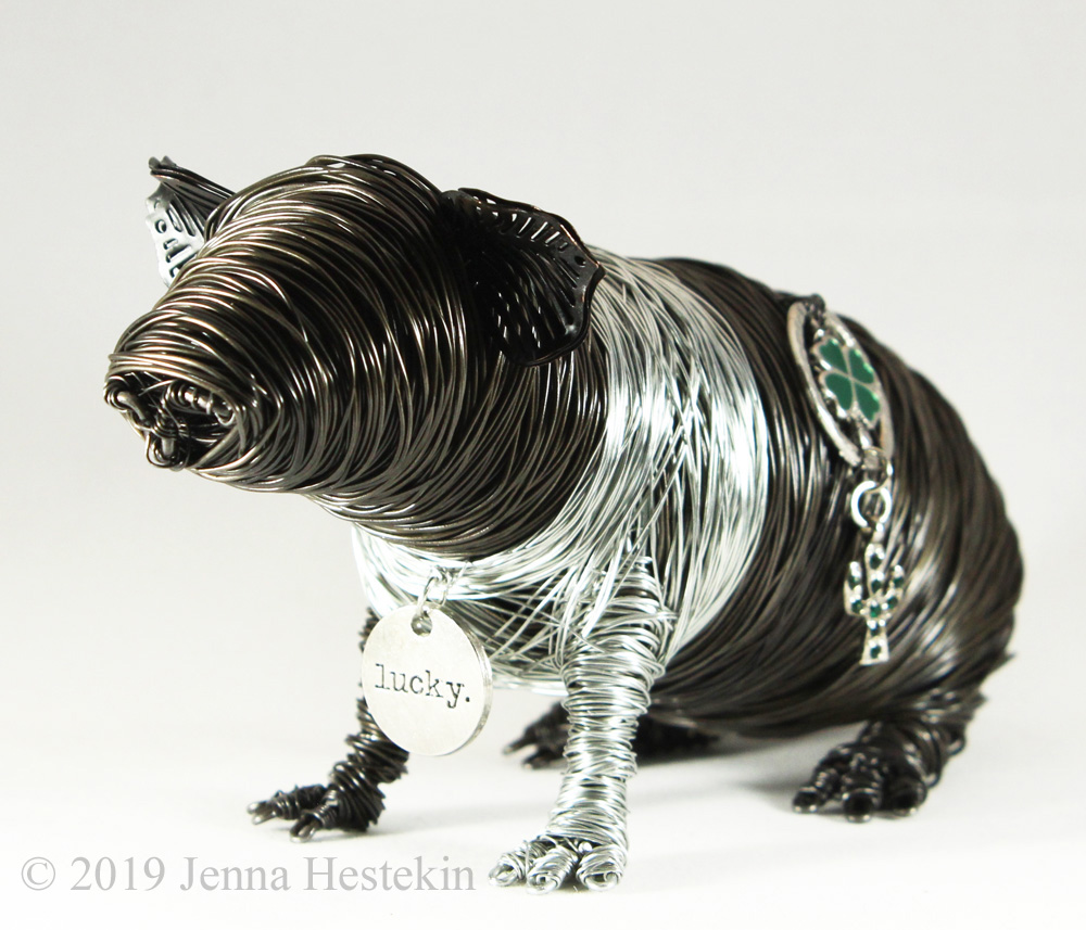 Guinea Pig - Commission ~ Sold