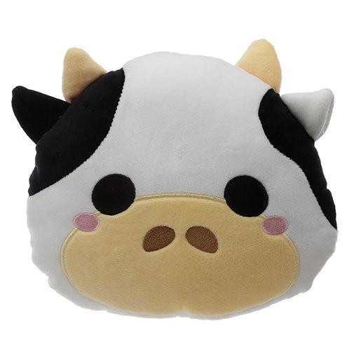 Plush Cow Cushion