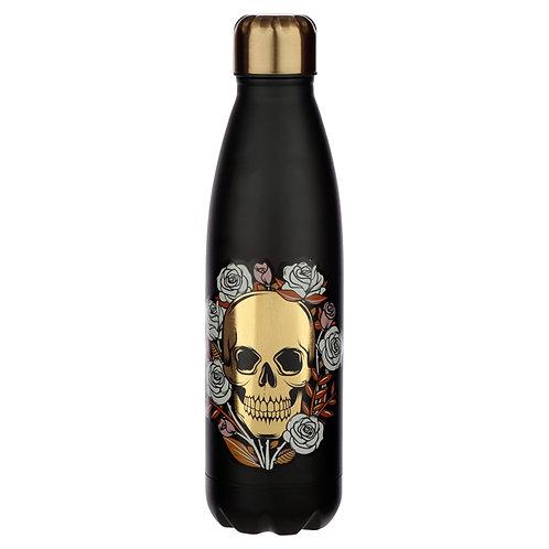 Skulls and Roses Drinking Bottle