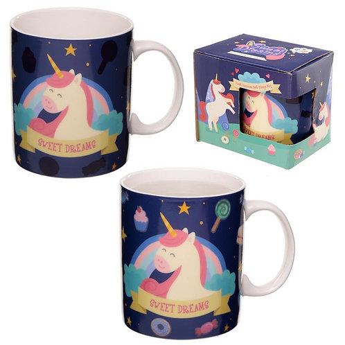 Sweet Dreams Unicorn Mug