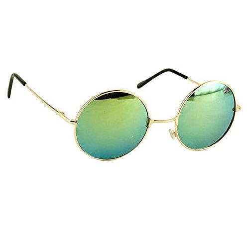 Terzo UV Protected round Unisex Sunglasses