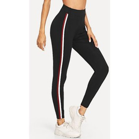 Terzo  Stylish and Stretchable side stripe Jegging for women/girls