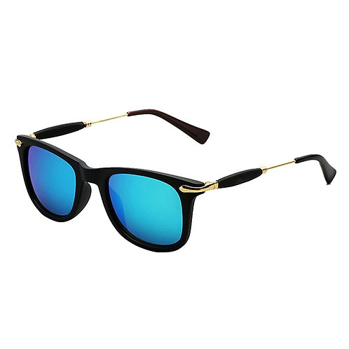 Terzo UV Protected Round Unisex Sunglasses