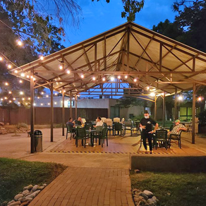 B2B Garden Brewery opens perfect pandemic space