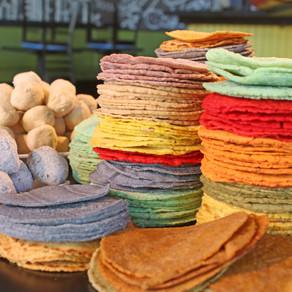 Tortilla delight at B2B2 Barrio!