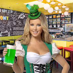 $3 Beers All Day on St Patrick's Day