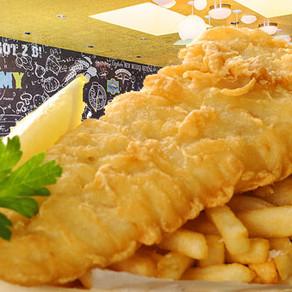 Fish n' Chips at B2B Bistronomy