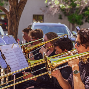 And the bands played on: Showcase of high school musicians returns to B2B Garden Brewery