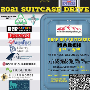 Weichert HOPE (Helping Other People Everyday) 2021 Suitcase Drive