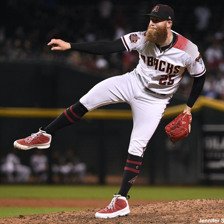 Archie Bradley Agrees to One-Year Deal With the Phillies