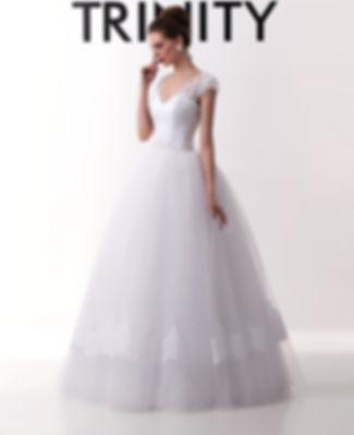 T0150 - Платье Свадебное - TRINITY bride