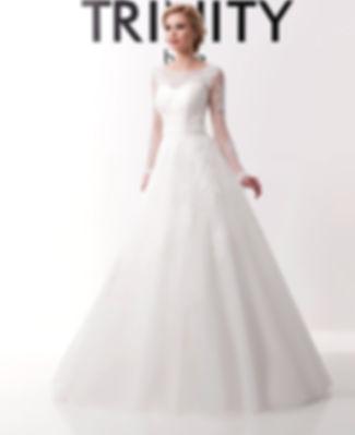 T0195 - Платье Свадебное - TRINITY bride