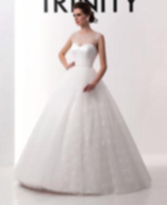 T0177 - Платье Свадебное - TRINITY bride