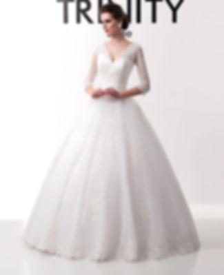 T0161 - Платье Свадебное - TRINITY bride