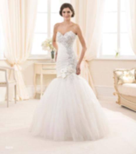 T0019 - Платье Свадебное - TRINITY bride