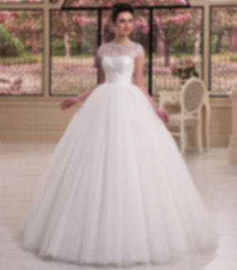 T0248 - Платье Свадебное - TRINITY bride