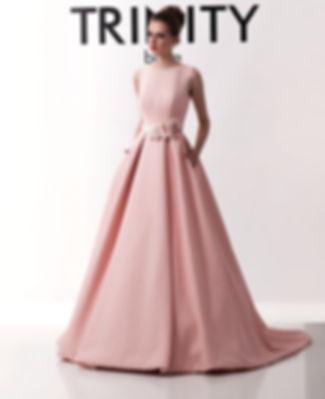 T0175 - Платье Свадебное - TRINITY bride