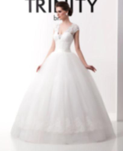 T0198 - Платье Свадебное - TRINITY bride