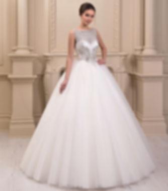 T0236 - Платье Свадебное - TRINITY bride