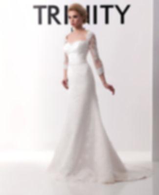 T0169 - Платье Свадебное - TRINITY bride