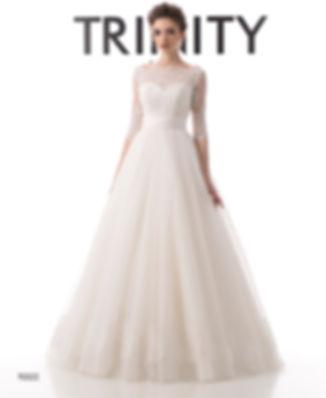 T0322 - Платье Свадебное - TRINITY bride