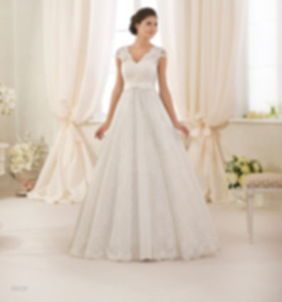 T0039 - Платье Свадебное - TRINITY bride
