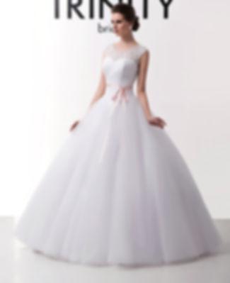 T0152 - Платье Свадебное - TRINITY bride