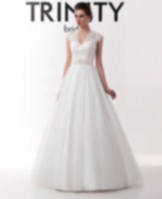 T0142 - Платье Свадебное - TRINITY bride