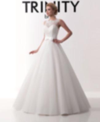 T0156 - Платье Свадебное - TRINITY bride