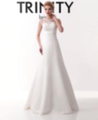 T0147 - Платье Свадебное - TRINITY bride