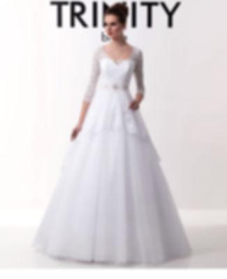 T0138 - Платье Свадебное - TRINITY bride