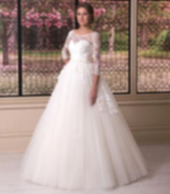 T0284 - Платье Свадебное - TRINITY bride