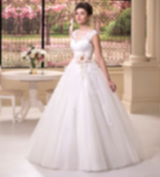 T0311 - Платье Свадебное - TRINITY bride