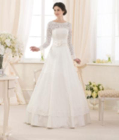 T0016 - Платье Свадебное - TRINITY bride