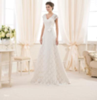 T0021 - Платье Свадебное - TRINITY bride