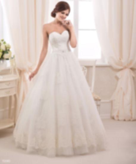 T0080 - Платье Свадебное - TRINITY bride