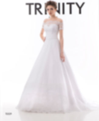 T0329 - Платье Свадебное - TRINITY bride