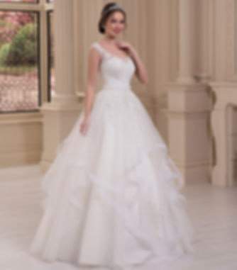 T0267 - Платье Свадебное - TRINITY bride