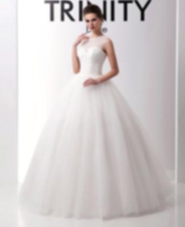 T0141 - Платье Свадебное - TRINITY bride