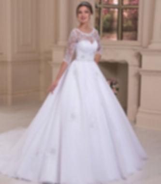 T0282 - Платье Свадебное - TRINITY bride