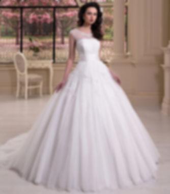T0227 - Платье Свадебное - TRINITY bride