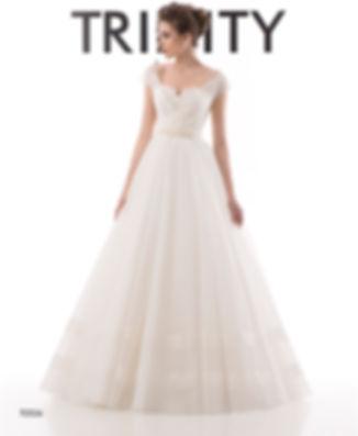 T0326 - Платье Свадебное - TRINITY bride