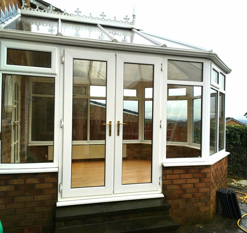 Clean Conservatory