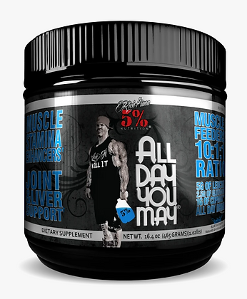 5% All Day You May 10:1:1 BCAA