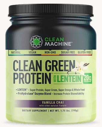 Clean Green Protein™ Vanilla Chai