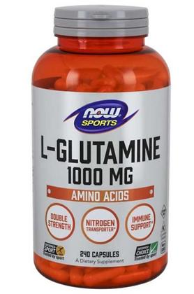 Now Brand L-Glutamine 1000mg